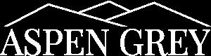 Aspen Grey Logo Rev
